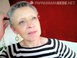 Françoise Barré-Sinoussi donne son point de vue sur l'émissi