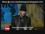 Eminem Inducts RUN DMC into the ROCK AND ROLL HALL OF FAM...