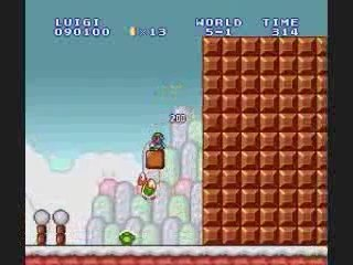 Super Mario Bros : The Lost Levels torché en 8m35s