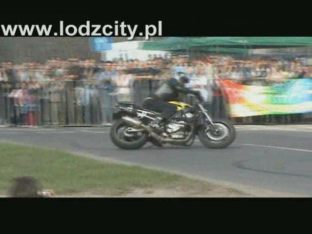 Motocyklowe Grand Prix Łodzi