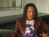 Kirk Hammett on Metallica and the Rock and Roll Hall Of Fame