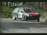 rally vervins 2009 Aldo rimbeaux crash ax gti
