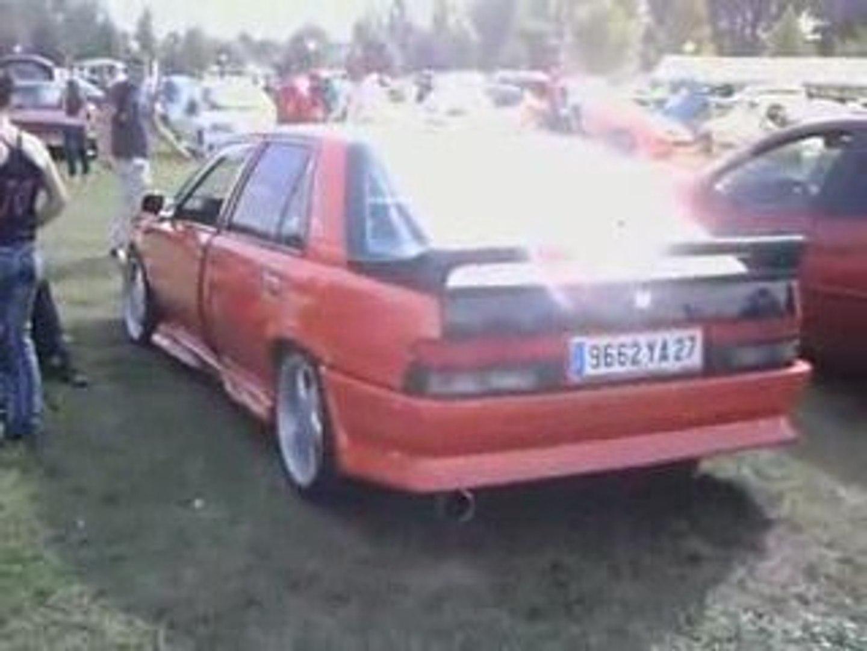 R25 Turbo V6 Tuning Video Dailymotion