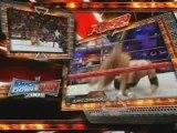 Jeff Hardy & DH Smith vs Carlito & Mr Kennedy - RAW 10.29.07