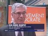 Jean-Marie Beaupuy sur France3