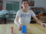 Dice stacking by the doctor