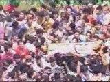 Kabylie: l'enterrement de Matoub Lounes  (Lounes-le-kabyle)