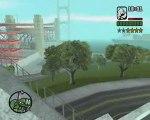 GTA San Andreas Unique Stunt Jump #42