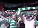 ULTRAS CELTIC FANS You'll Never Walk Alone!!! Chant!