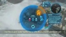 Halo 3 Wars - UNSC Skirmish Demo 16