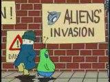 Video Ho visto un alieno