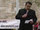 Pascal lafargue président communauté emmaus aquitaine