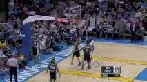 NBA Spurs vs. Thunder  April 07, 2009
