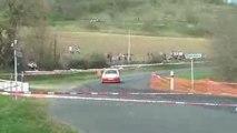 106 rallye fronton 2009