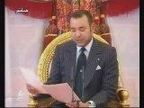 Sahara Marocain : Discours de SM Mohamed 6 roi du Maroc
