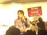 cheb khaled a la fnac de chatelet halls 070409