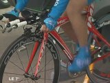 Cyclisme/Sarthe-Pays de la Loire : La combat de F. Bouyer