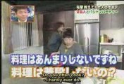Jin Akanishi & Ueda's pajama party-subbed Part2of2