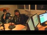 Greg cerrone en interview sur Radio Espace avec Greg Ceven