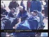Aterrissage de Soyuz