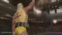 Legends of WrestleMania : Hulk Hogan vs King Kong Bundy HD