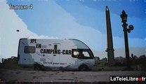 BA JPL EN CAMPING CAR: UN TOIT POUR MOI - DÉBUT