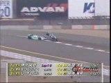Formula Nippon Fuji 2009 Matsuda Lotterer collides