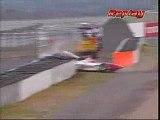 Formula Nippon 2009 Fuji Lyons crashes