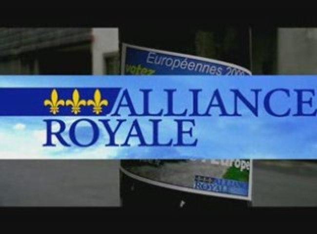 Vidéo Alliance Royale européennes 2009 région ouest