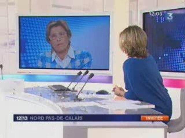 Situation à Hénin-Beaumont : ITV de Marie-Noëlle Lienemann