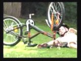 Chute vélo tel père tel fils