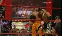 RAW 06.04.09 Carlito & Primo VS The Miz & John Morrison
