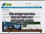 Mixcat Web Hosting, Web Design & SEO