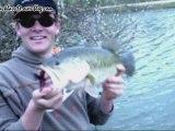 Pêche au leurre - début de saison 2009 au black bass