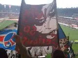 PSG - Nice Virage Auteuil 05.04.2009