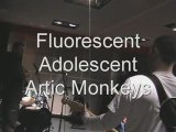 Fluorescent Adolescent Arctic Monkeys reprise