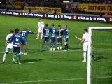 ASNL-VAFC: le but de Macaluso, saison 2008/09