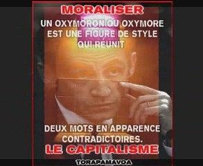Sarkozy ? Ca M'eMMerde ! Clip (parodie) Mr Torapamavoa