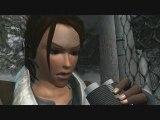 Tomb Raider Legend - Castagne au Kazakhstan
