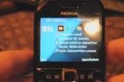 Complete review of Nokia E63 / Test du Nokia E63