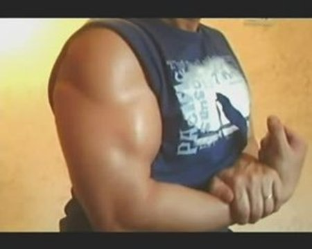Bodybuilding Hypnosis 120 rep curls