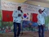 groupe fg-7 sur  scène