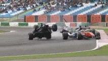 A1GP Portimao 2009 feature race highlights