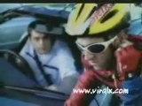 Connard de cycliste