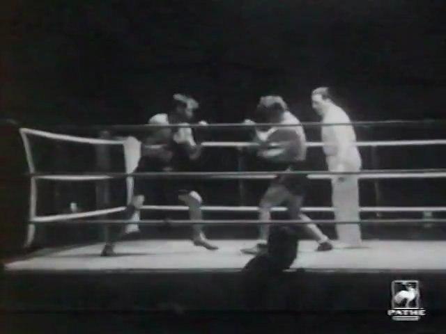 Marcel CERDAN - Gentleman boxeur ou l'homme et les gants