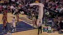 NBA Cavaliers vs. Pacers April 13 2009