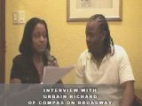 Opa TV Interview with Urbain Richard for Compas on Broadway.
