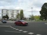 Nantes : circulation Mangin