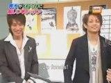 [VOSTFR] KAT-TUN Vocal Lesson 1