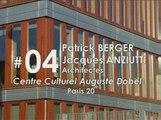 PA#04 - Cultural Centre Auguste Dobel, Paris 20